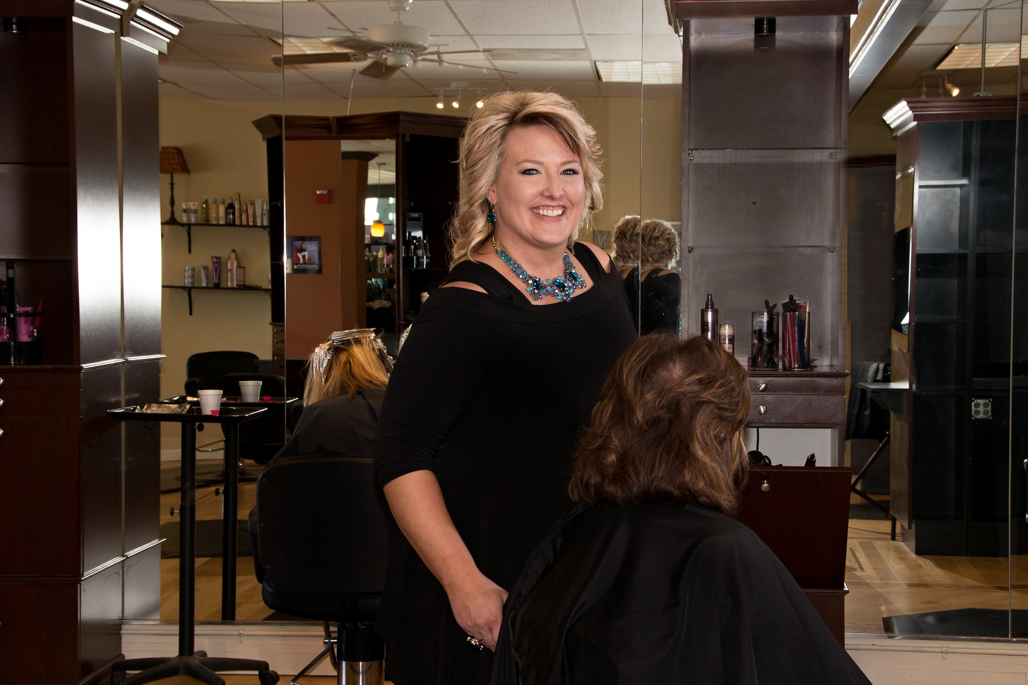 Jane Schindler - Hair Stylist at Salon Nevaeh in Littleton, CO